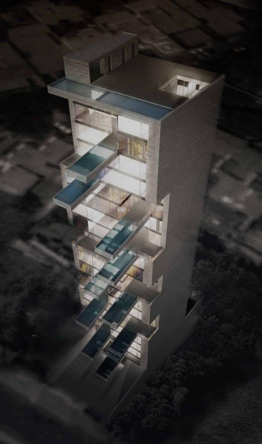 Courtesy of DCPP Arquitectos