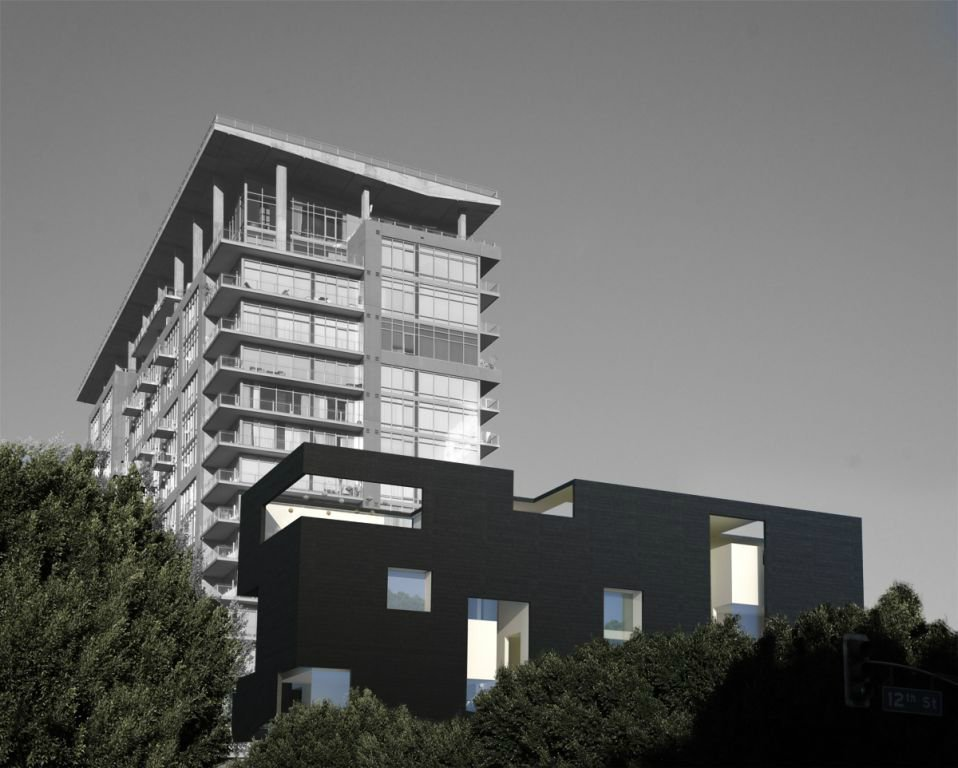 gallery of downtown la hotel / xten architecture - 16