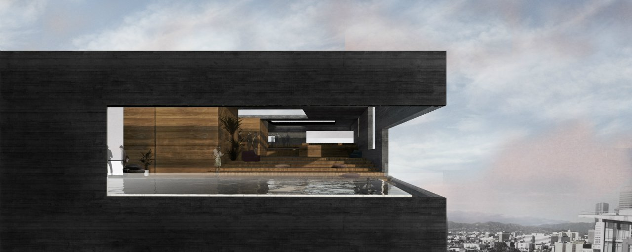 gallery of downtown la hotel / xten architecture - 10