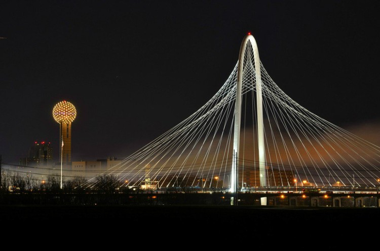 Dallas Bridge. Photo by Brett Chisum