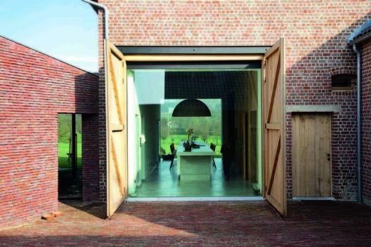 single family house - © Bieke Claessens