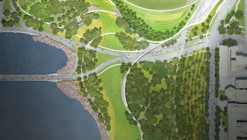 National Mall Winning Design Proposal for Sylvan Theater / Weiss/Manfredi + OLIN