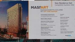 In Progress: MassArt Student Residence Hall / ADD Inc