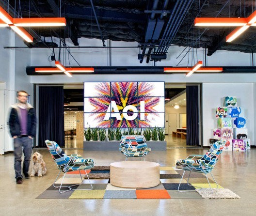 AOL Offices in Palo Alto © Jasper Sanidad