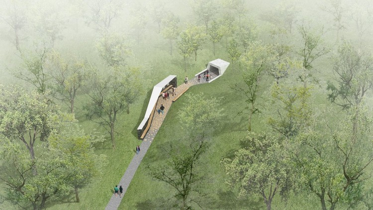 Courtesy of SAGRA Architects