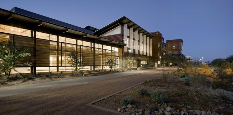 ASU Polytechnic Academic District / RSP Architects and Lake Flato Architects © Bill Timmerman