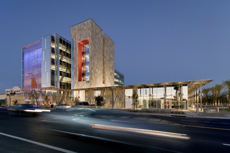 Chandler City Hall / SmithGroupJJR © Bill Timmerman