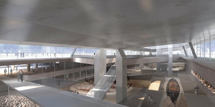 Courtesy of insula architettura e ingegneria + Atelye 70