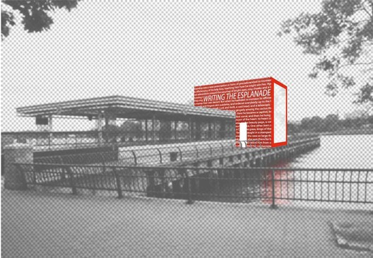 Third Place / Matteo Rossetti; Courtesy of Civitas - Reimagining the Waterfront