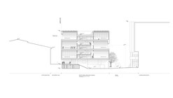 New Building for the Nantes' Conservatory & the  Pole of Higher Learning Performing Arts / RAUM + l'Escaut