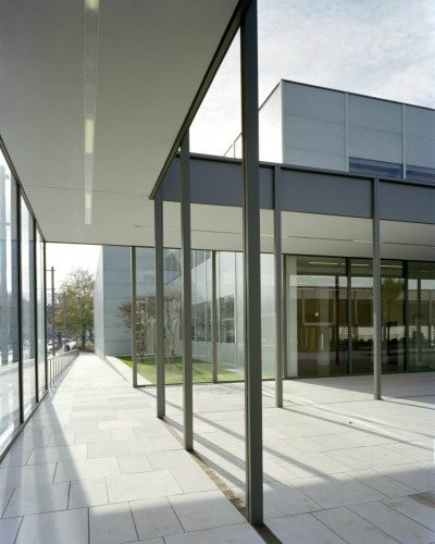 Museum Folkwang - Courtesy of David Chipperfield Architects