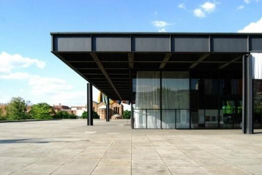 Neue National Gallery by Mies van der Rohe © Guillermo Hevia Garcia