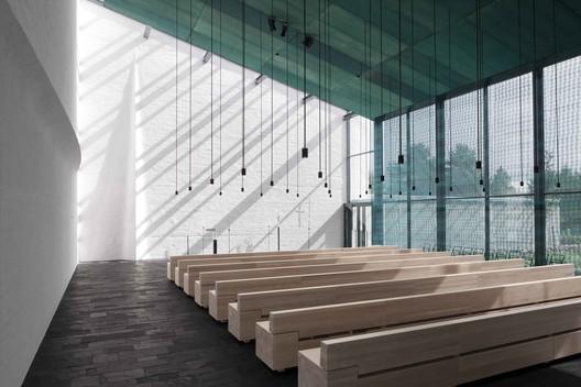 Chapel of St. Lawrence. Anu PUUSTINEN & Ville HARA, Avanto Achitect / © Tuomas Uusheimo