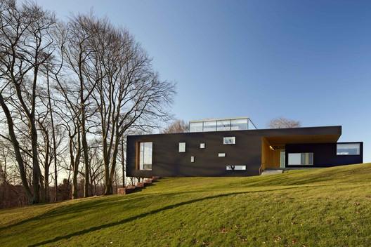 Jesuit Community Center. Alan ORGANSCHI, Gray Organschi Architecture / © Robert Benson