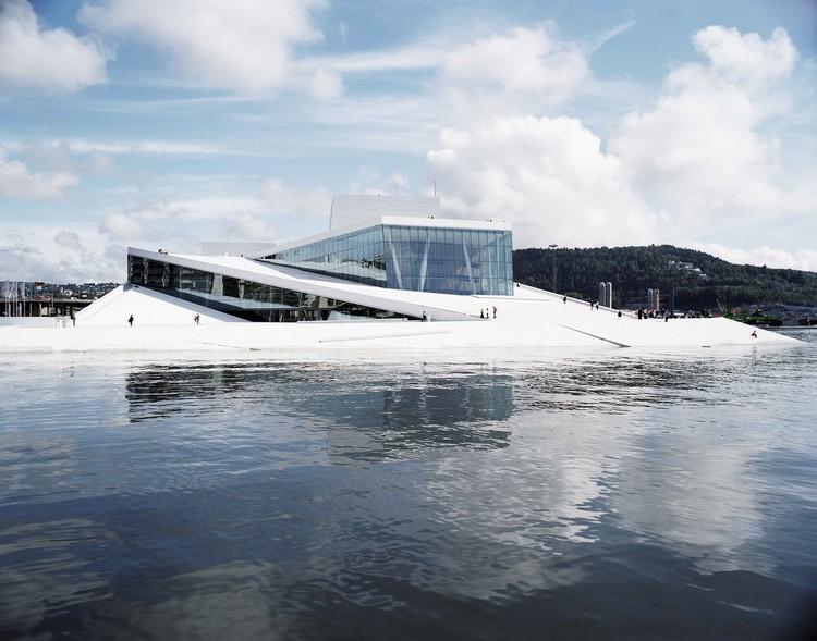 Oslo Opera House. Kjetil T. THORSEN / © Jens Passoth
