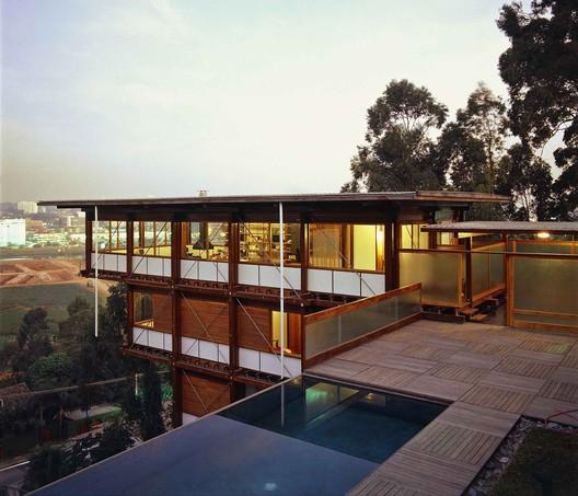 Olga House. Marcos ACAYABA, Marcos Acayaba Arquitetos / © Nelson Kon