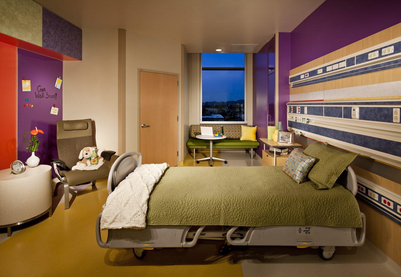 Gallery Of Phoenix Children S Hospital Hks Architects 13