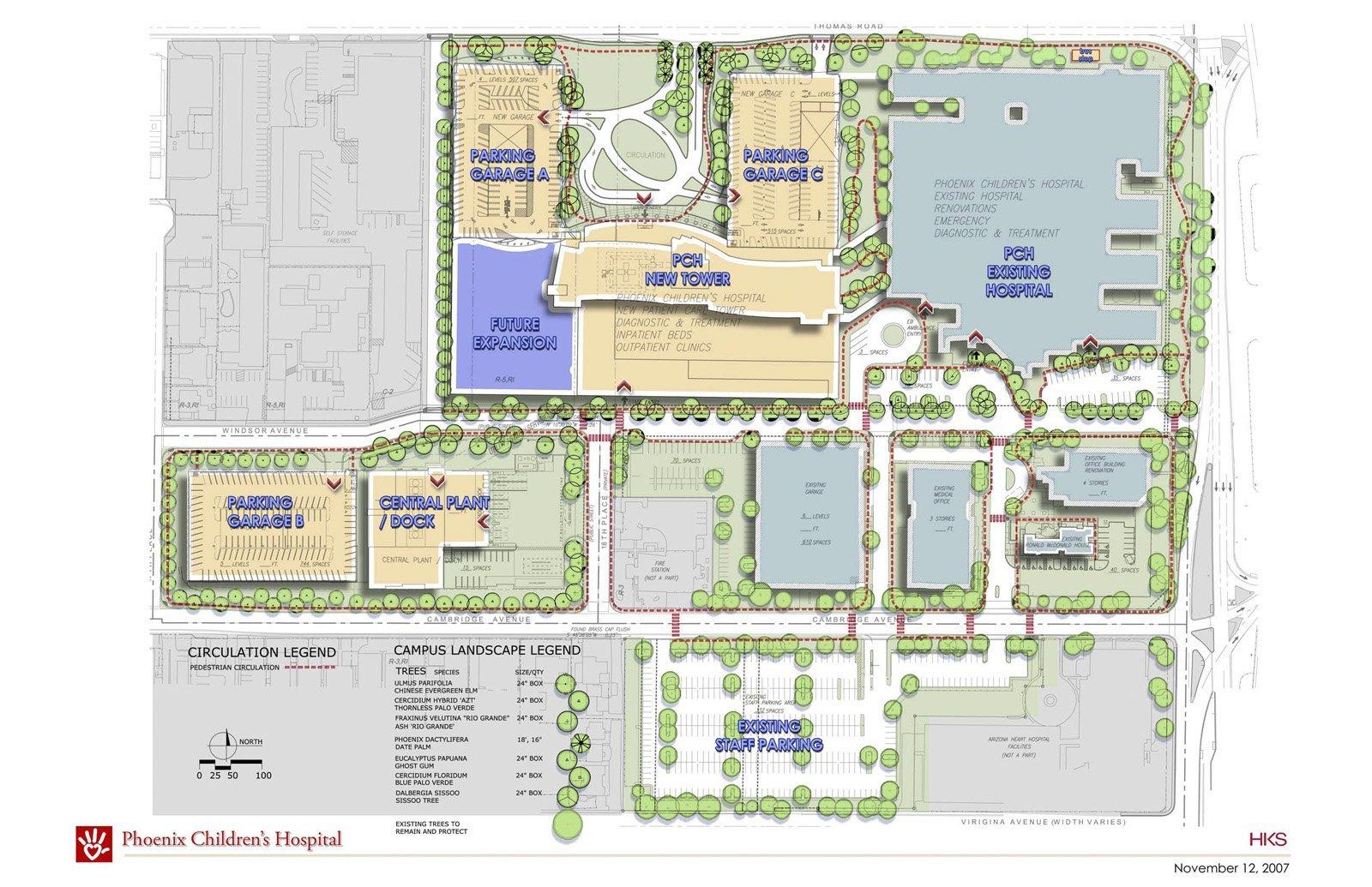 Gallery Of Phoenix Children S Hospital Hks Architects 23