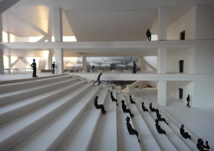 model - auditorium