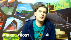 Video: Mikkel Frost on the Troldtekt Award 2012