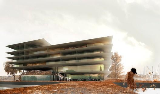 Courtesy of Marciano Architecture
