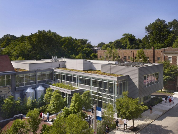 Urban Science Center / SMP Architects; Photo © Halkin Photography