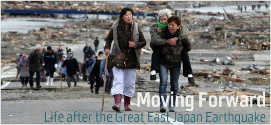 Moving Forward: Life after the Great East Japan Earthquake