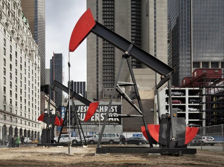 Manhattan Oil Project - Photo Credit: James Ewing