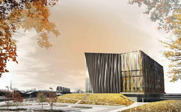 Courtesy of Sestais Stils Architects