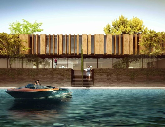 Courtesy of  Suyabatmaz Demirel Architects