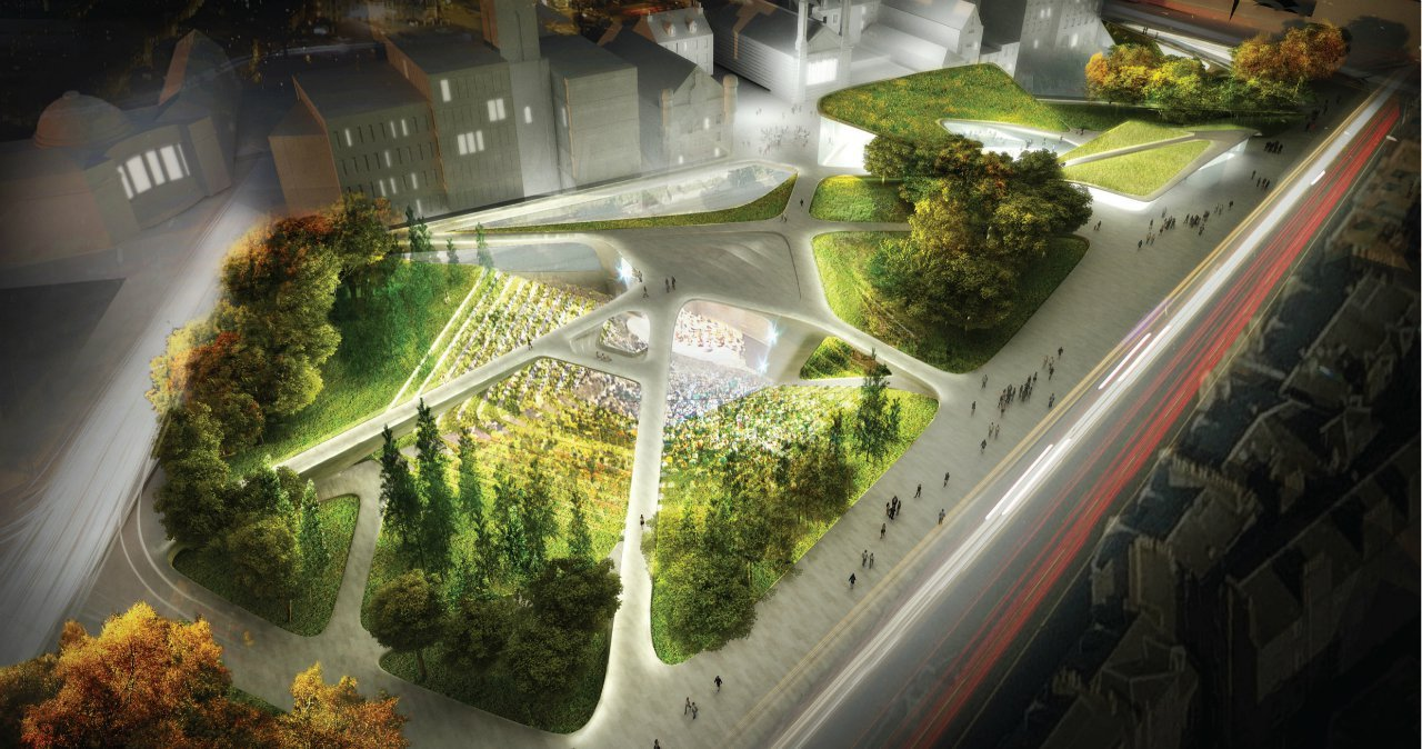 Gallery of residents vote in favor of diller scofidio for Redesign your garden