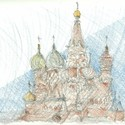 Theo David Drawing, Moscow
