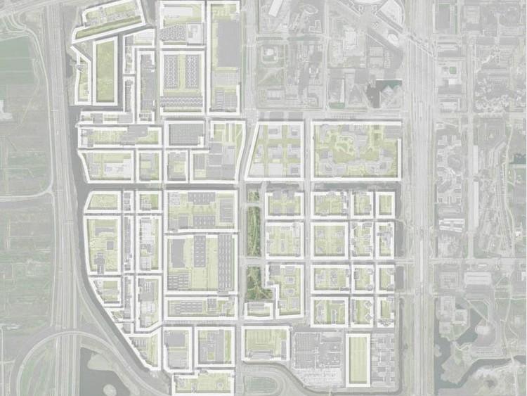 © Haiko Cornelissen Architecten - master plan
