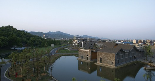 Xiangshan Campus, China Academy of Art, Phase II © Lv Hengzhong, Courtesy of Amateur Architecture Studio