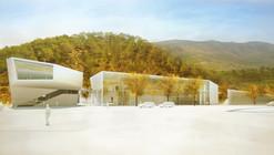 Museum Santiago Ydáñez Proposal / Matteo Cainer Architects