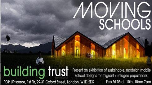 Gallery of 'Moving Schools' Exhibition - 1