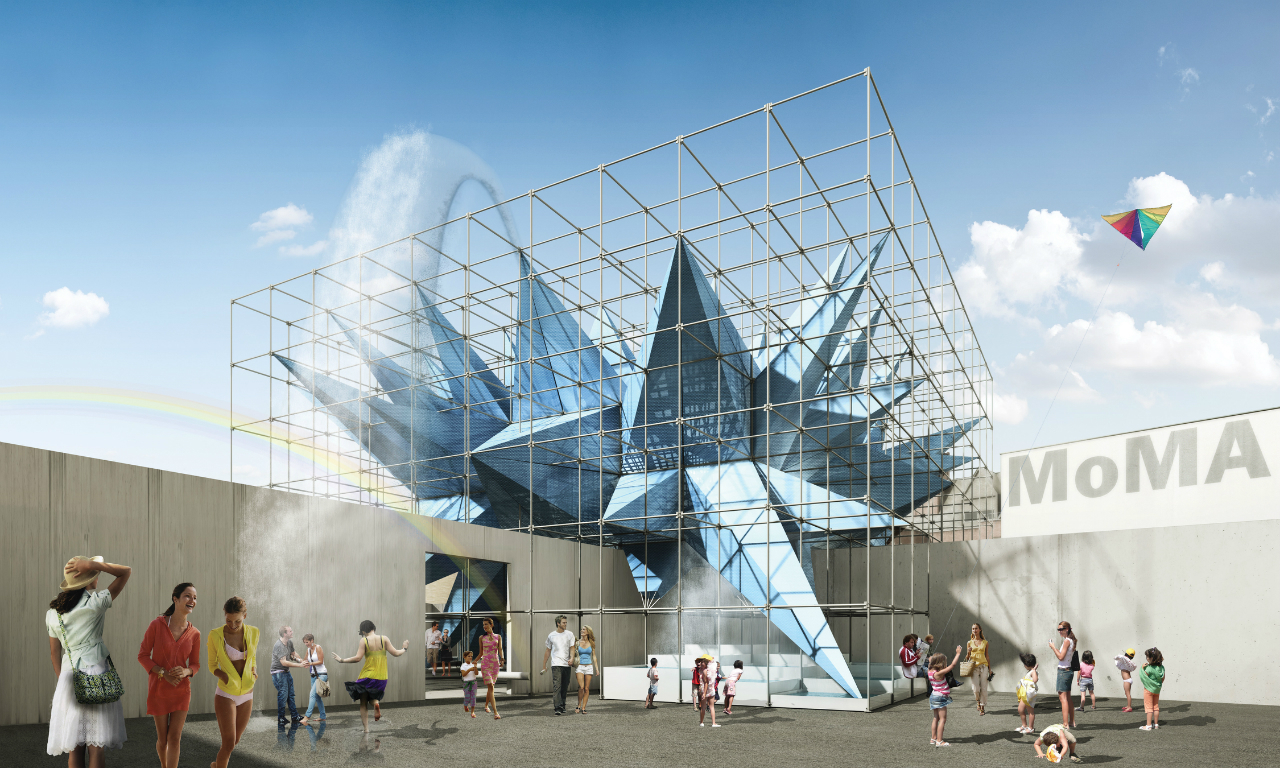 Gallery of hwkn wins the 2012 young architects program at - Architecte corse ...
