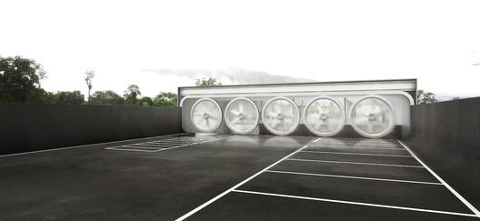 Parking Lot © Betillon/Dorval-Bory