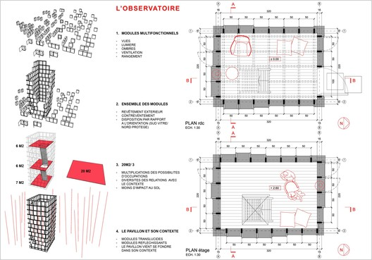 plans and diagrams