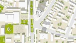 Blue Sky Building Project / KSP Juergen Engel Architekten