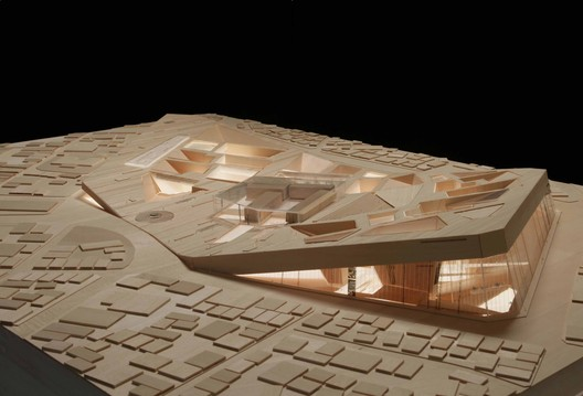 Courtesy of UnSangDong Architects + Kim Woo Il
