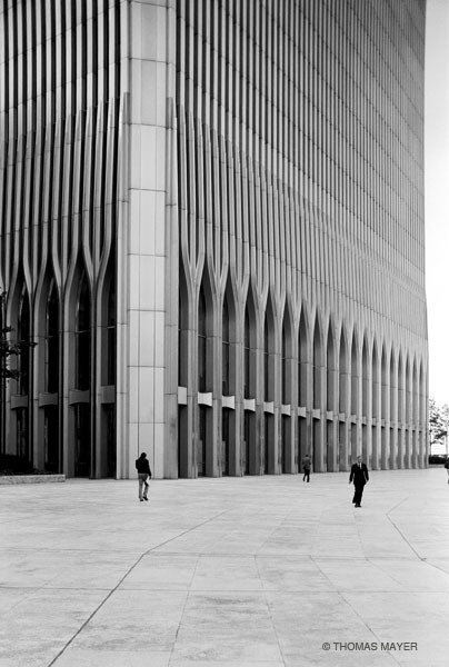 World Trade Center New York 1978 © Thomas Mayer