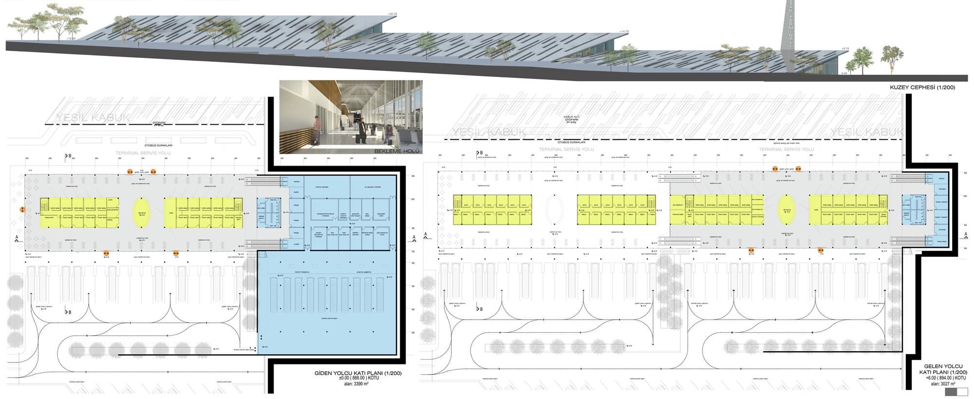 Gallery Of U Ak Intercity Bus Terminal Complex
