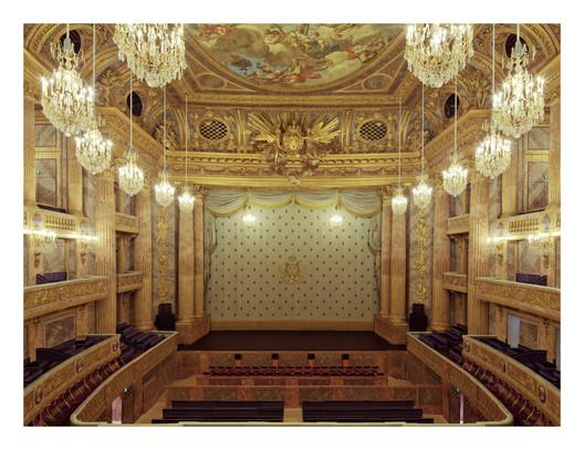 Opera Versailles II / Paris 2011 © Franck Bohbot