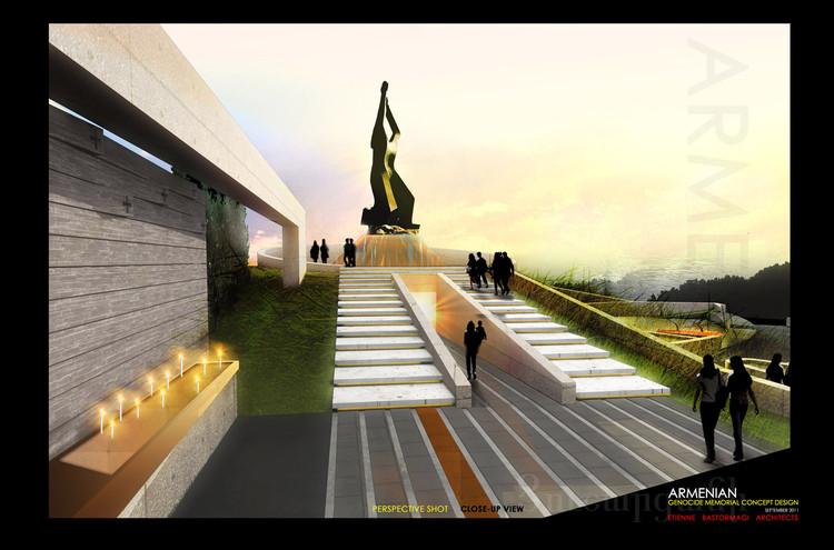 Courtesy of Etienne Bastormagi Architects