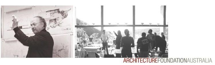 Courtesy of Architecture Foundation Australia