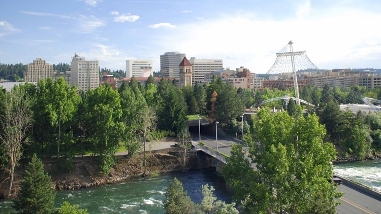 Spokane Skyline