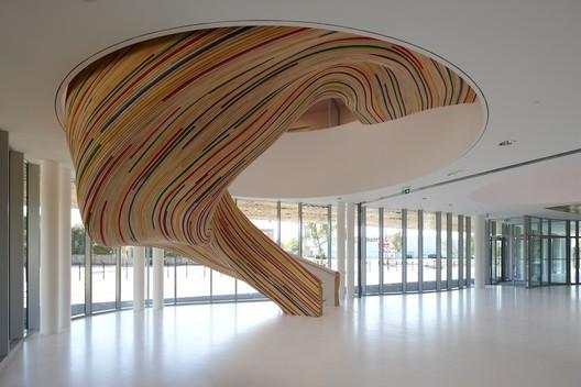 School of Arts by Tetrarc Architects © Stéphane Chalmeau