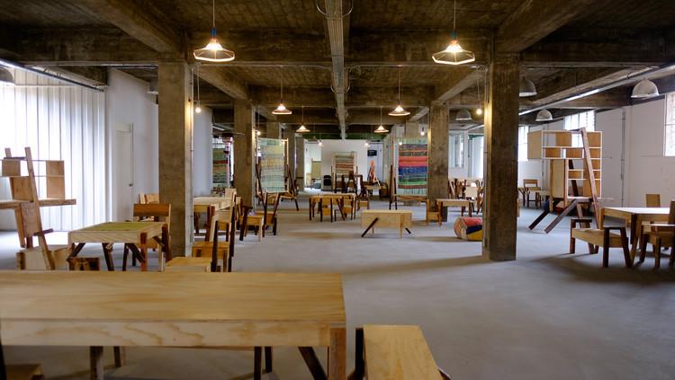 Centro de Creación Infante 1415: El rescate de una industria textil para fomentar la creatividad colectiva, Cortesía de Infante 1415