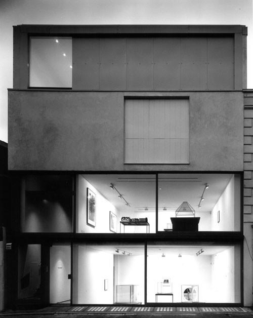 Galeria Lisson © Lorenzo Elbaz